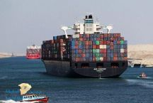 الشركة المسؤولة عن السفينة الجانحة ستدفع كافة الخسائر الناجمة عن الحادث.