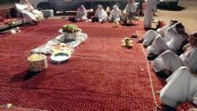 بالصور،، بطلعه برية أعضاء صحيفة عين الحقيقة يحتفلون ( بمطنوخ حائل ) الأستاذ . فهد بن سعد العامر