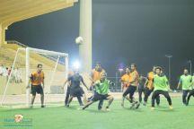 نادي الحي بالمجمع الرياضي بحائل يستمر بتقديم فعالياته المميزة