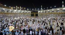 الإحصاء: وصول 143 ألفاً من حجاج الداخل إلى مكة المكرمة