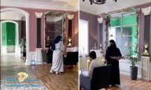 """أول تعليق لـ """"الموارد البشرية"""" على ظهور فتيات يخدمن على طاولات بالمقهى"""