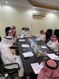 مجلس إدارة نادي ذوي الإعاقة بحائل يعقد اجتماعه