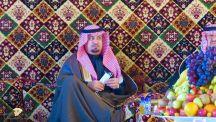 تغطية لزيارة محافظ محافظة موقق لمركز الشقيق غرب حائل