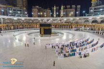 في حالة استثنائية.. ختم القرآن الكريم في صلاة التهجد بالحرم المكي مساء اليوم