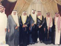 الشاب محمد القنون عريساً