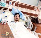 الشمري ،، عبدالرحمن الدحيلان يتبرع بكليته لصديق والده