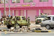 بالصور: كيف بدت المدن السودانية في أول أيام العصيان المدني؟