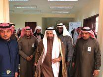محافظ محافظه الحائط الاستاذ محمد مطلق القنون يفتتح دوره مراقبين التعداد السكاني السعودية ٢٠٢٠ في محافظه الحائط .