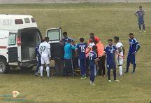 وفاة طالب عصر اليوم في ملاعب  #جامعة_حائل خلال مباراة كرة قدم