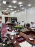 الإجتماع البلدي الأول بعد رفع الحظر بمحافظة الشملي