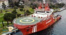 مواصفات سفينة نينه خاتون التي عرضت تركيا إرسالها إلى قناة السويس للمساعدة