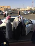 وكيل إمارة منطقة حائل ال الشيخ يقدم واجب العزاء بوفاة الجروان