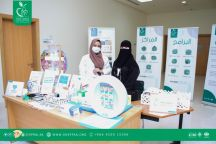 """حملة """" اعرف ارقامك """" من تنظيم جمعية شفاء مع إدارة البرامج الصحية بصحة مكة"""
