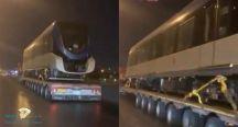 وصول عربات مترو الرياض المنتظر افتتاحه رسمياً منتصف 2020