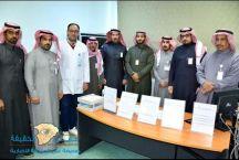 إفتتاح قسم الرعاية المنزلية بمستشفى الغزالة العام