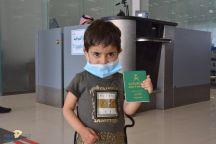 جوازات مطار حائل يستمر باستقبال رحلات عودةالمواطنين من الخارج