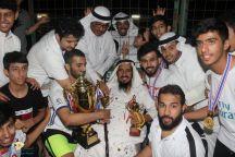 اختتام بطولة السمحان السنوية بمدينة حائل