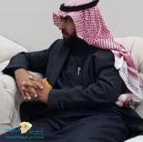 ناصر الرمالي يترقّى للثامنه بجوازات حائل