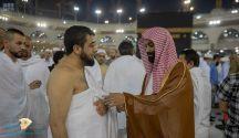 جولات في المسجد الحرام لضبط المطوفين غير المصرحين