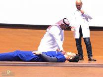 إستهدف المُرشدين الصحيين بالمدارس..تعليم حائل يُنظّم برنامجاً صحيّا بالمستشفى السعودي الألماني ..
