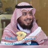 مديرعام الإدارة العامة للاتصال المؤسسي بهيئة الهلال الاحمر السعودي يشكر سلطان عبدالعزيز البراهيم