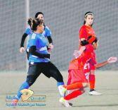 هيلة الفراج أول معلقة رياضية في تاريخ الرياضة السعودية
