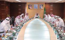 بحضور الربيعة إنعقاد الاجتماع الثالث عشر لمجلس إدارة الهيئة
