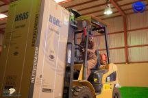 بدعم وتمويل من مؤسسة آل الجميح الخيرية ..جمعية الخطة الخيرية تطلق توزيع الأجهزة المنزلية للمستفيدين .
