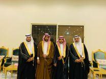 عائلة الثويني تحتفل بتخرج إبنهم المهندس / صالح عبدالله الثويني من كلية التقنية بمنطقة حائل