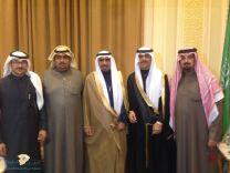 مطر بن نزال الدليان العنزي يحتفل بزواج ابنه سعود