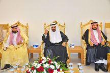 الشاب عبدالله سالم العنزي يحتفل بزواجه