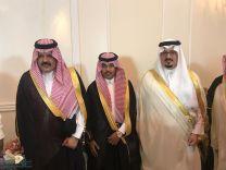 إسرة عواد العطاوي تحتفل بزواج مشعل بحضور أمير منطقة حائل