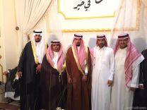 أبناء / فهد بن رجاء المنصوري الشمري يحتفلون بزواجهم