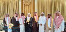 الشاب فهد حجي الشمري يحتفل بزواجه