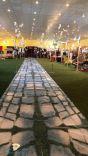 """لجنة التنمية الاجتماعية الأهلية بمحافظة ظهران الجنوب أطلقت معرض وبازار """"صنع بأيدينا"""""""