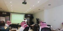 المحامي الدكتور سالم عساف الشمري يقيم دورة: بعنوان ( نظام التحكيم السعودي وتطبيقاته )
