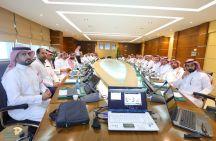 هيئة الهلال الأحمر السعودي تنظم ورشة عمل عن التحول الرقمي لمنسوبيها