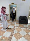 الشيخ محمد السايح يقوم بزيارة تفقدية لإدارة المساجد بالشملي