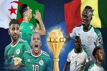 تعرف على موعد مباراة الجزائر والسنغال في نهائي كأس الأمم الأفريقية 2019