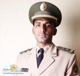المهندس محمد الجلعود ملازم اول