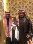 محمد جار الله اللحيدان عريساً..