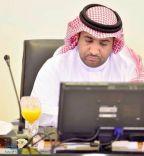 ترقية مدير عام فرع صندوق التمنية العقارية بمنطقة حائل المهندس . فواز بن هليل المسمار للمرتبة الحادية عشر
