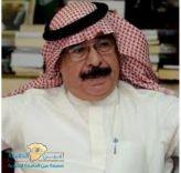 المحامي كاتب الشمري ينعي إبن عمه ((حماد القحيص))
