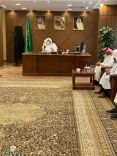 السائح يجتمع بمنسوبي الشؤون الإسلامية بحائل