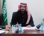 يوسف عيد عقلاء العمودي مديرا للوحدة البيطرية بمحافظة جبه