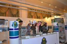 """بالصور ….  فريق """" صحيفة عين حائل الإخبارية """" يقوم بزيارة  لــــ مهرجان الزيتون في الجوف"""