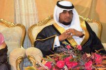 عائلة الخلف تحتفل بزواج أبنها الشاب / عادل بن شويحي الخلف …