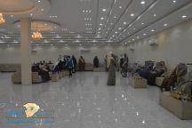 شركة عبدالله الزقدي  وشركاه المحدودة ( تويوتا حائل ) تحتفي بمجلس أعضاء الغرفة التجارية الصناعية بحائل ومنسوبيها