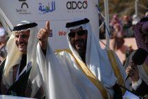 أمير حائل.. يطلق اسم الجائزة على صاحب فكرة الرالي الامير سعود بن عبدالمحسن