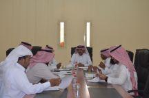 مجلس بلدي محافظة الغزالة يعقد جلسته الثامنة من الدورة الثالثة